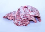 ребро свин